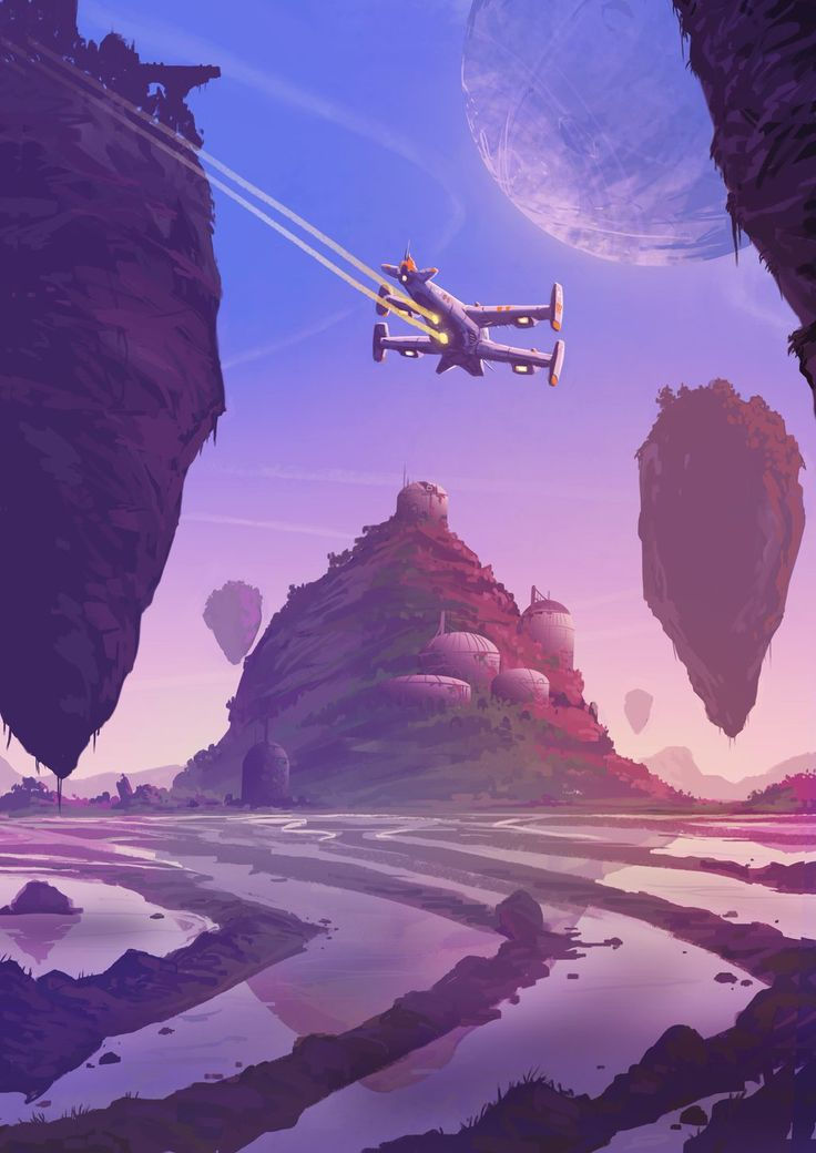 beau lamb no man's sky art - Google Search