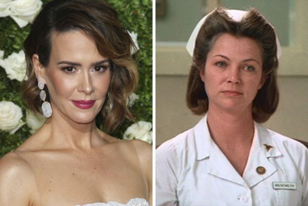 Ryan Murphy's Nurse Ratched Origin Series Starring Sarah Paulson Scores Big Netflix Order With Michael Douglas As EP