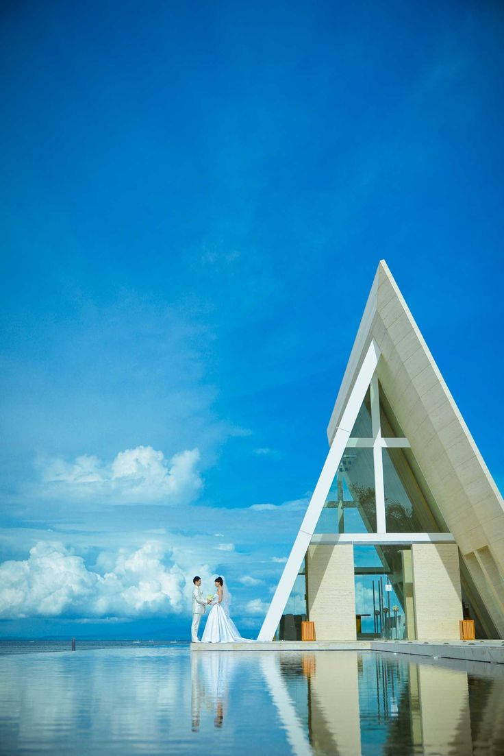 コンラッド(Conrad)でフォトウェディング|バリ島撮影会社 BLESS(ブレス)