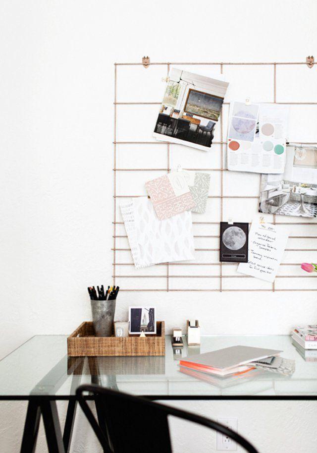 peste 1000 de idei despre fabriquer un bureau pe pinterest un bureau bureau mural i bureau. Black Bedroom Furniture Sets. Home Design Ideas