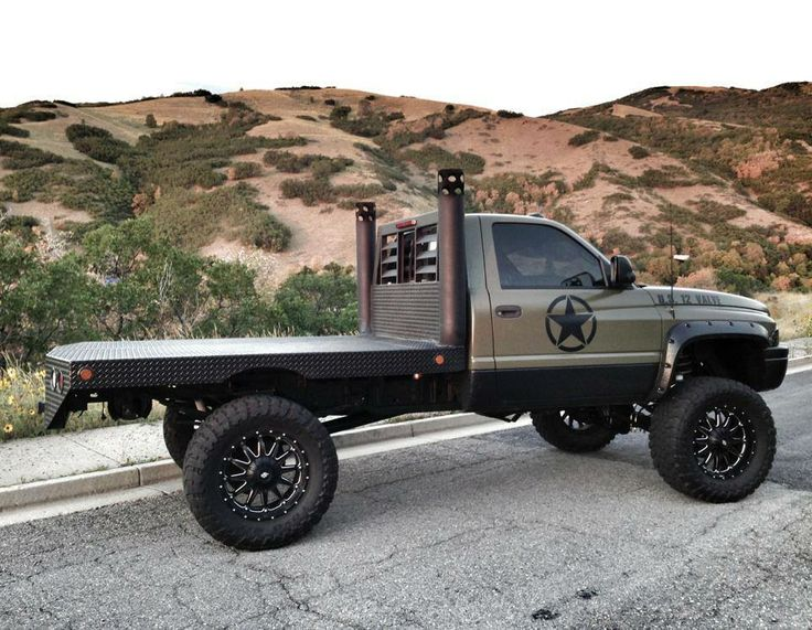 Custon Offroad Truck Bed