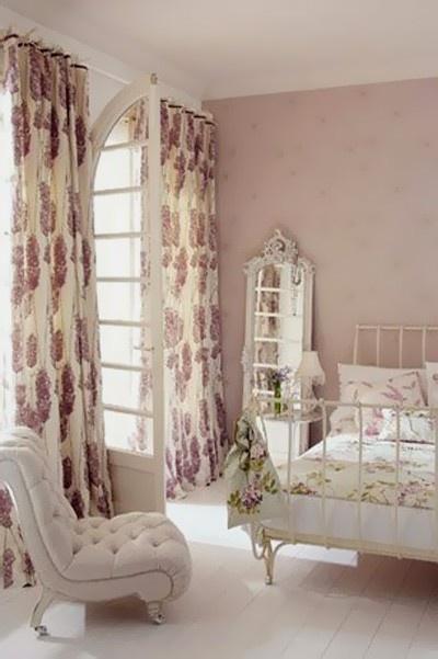 .Dreams Bedrooms, Sweets, Bedrooms Design, Pink Room, White Bedrooms, Pink Bedrooms, Country Bedrooms, Shabby Chic Bedrooms, Bedrooms Ideas