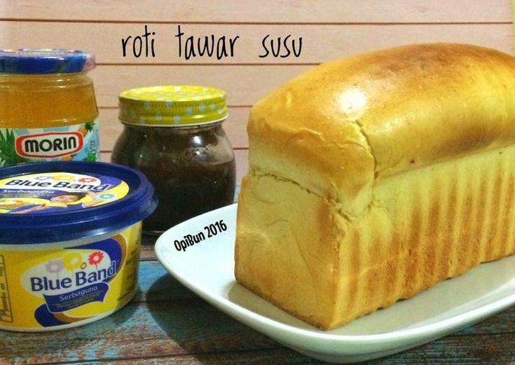 Roti Tawar Susu