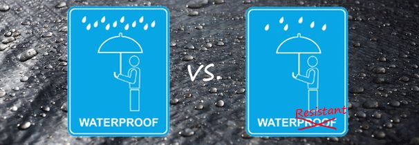 Learn what the difference is between a waterproof tarp and a water resistant tarp. Find out what the experts recommend.