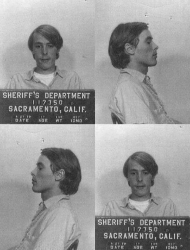 Mugshot of serial killer Richa...