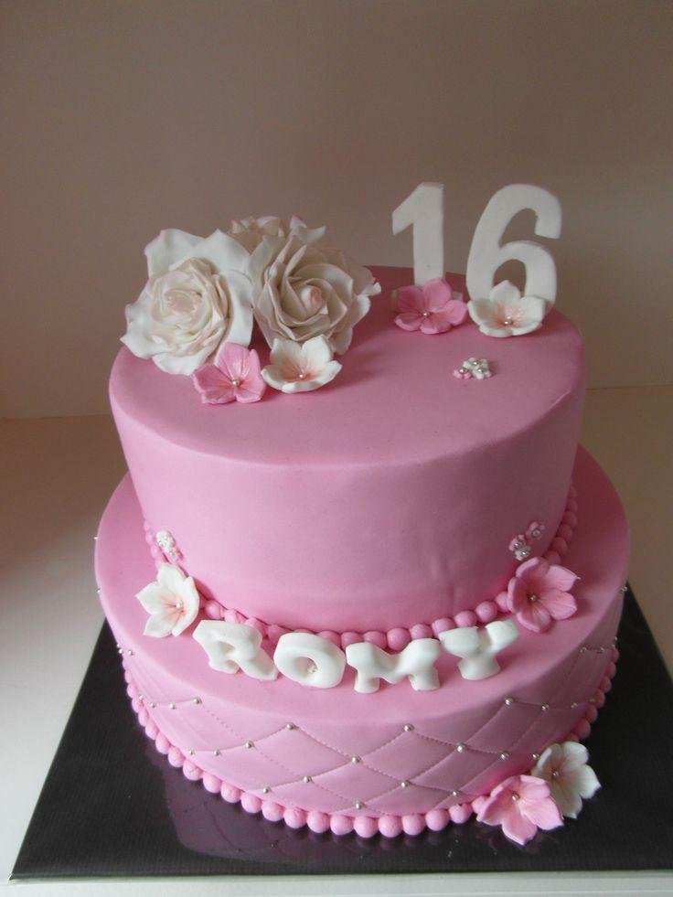 sweet 16 pink/white
