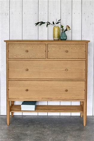 Buy Ercol Hartwell Chest from the Next UK online shop