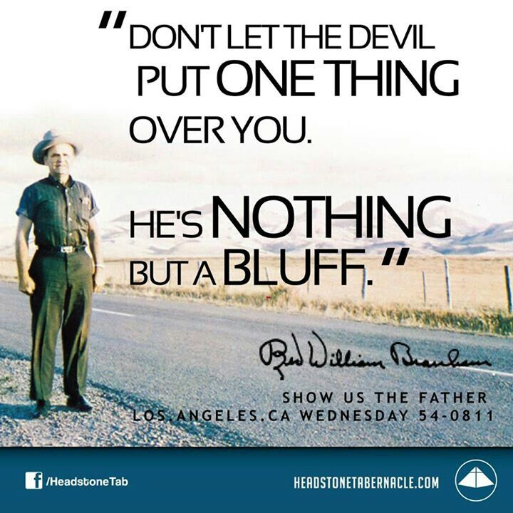 Voice Of God Recordings Quote Of The Day: 1000+ Images About William Branham, Prophet On Pinterest