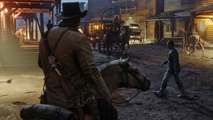Rockstar Confirms Red Dead Redemption 2 Updates Coming Next Week