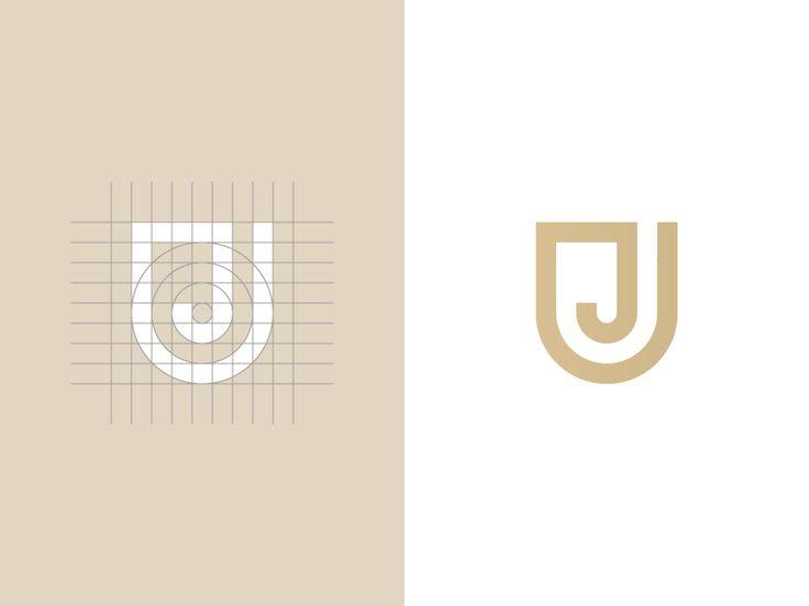 Letter J + shield mark
