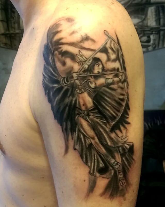 Amazon Savaşçı Melek dövmesi. Amazon Warrior Tattoo. Tattoobrothers dövme stüdyosu Moda / Kadıköy. Randevu için 0532 354 67 26 #love #photooftheday #amazing #picoftheday #instadaily #instafollow #followme #instagood #bestoftheday #tattoo #tattoos #tat #ink #inked #tattooed #tattoist #art #design #instaart #tatted #instatattoo #bodyart #amazingink #tattedup #inkedup #colorful #style #amazonwarrior #angeltattoo #amazondövme