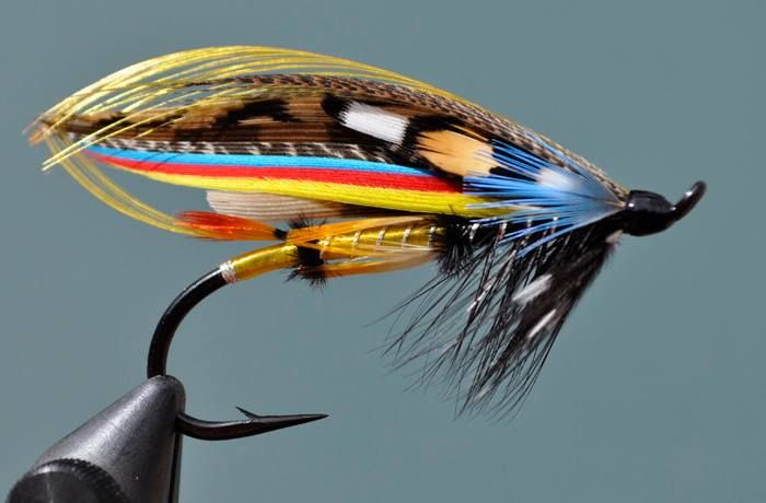 295 best salmon flys..classic images on Pinterest | Salmon ... Classic Atlantic Salmon Fly Patterns