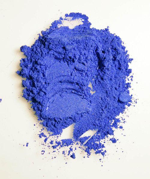 Premium quality lapis lazuli pigment made by David Margulies