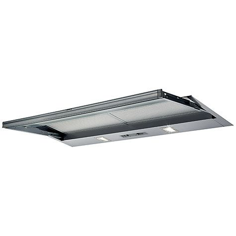 Buy Elica Sklock90 Built-in Cooker Hood, Grey Online at johnlewis.com