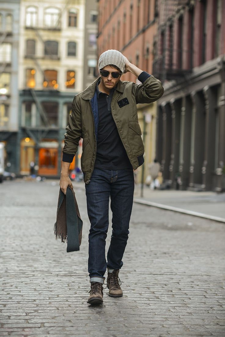 Fall Staples for Men | check out the outfit at http://iamgalla.com/2014/11/fall-staples-for-men/