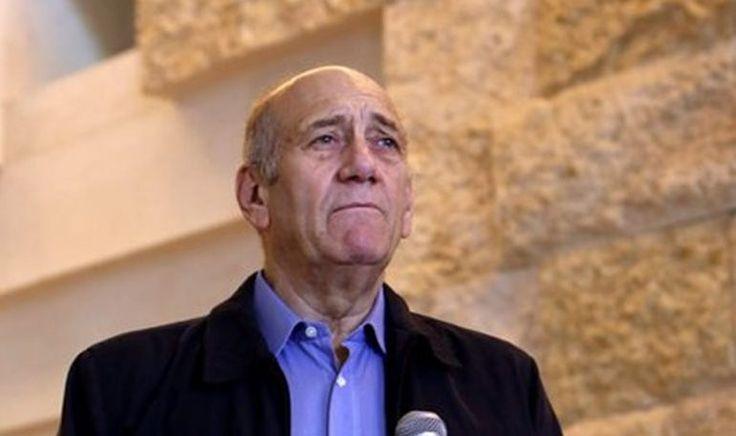 Αποφυλακίστηκε πρόωρα ο πρώην πρωθυπουργός του Ισραήλ, Εχουντ Ολμερτ