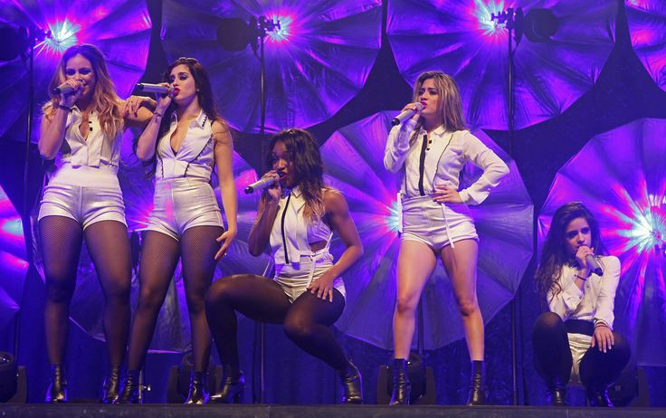 fifth harmony summer reflection tour - Google Search