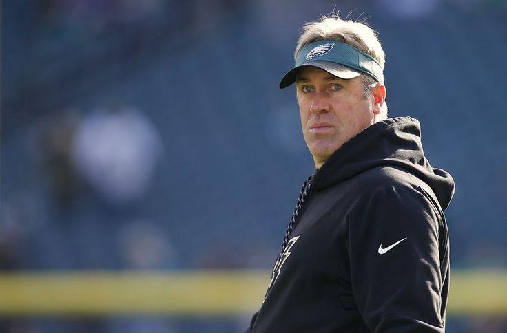 Eagles coach Doug Pederson explains the running back rotation