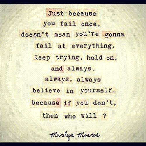 Always words of wisdom from her