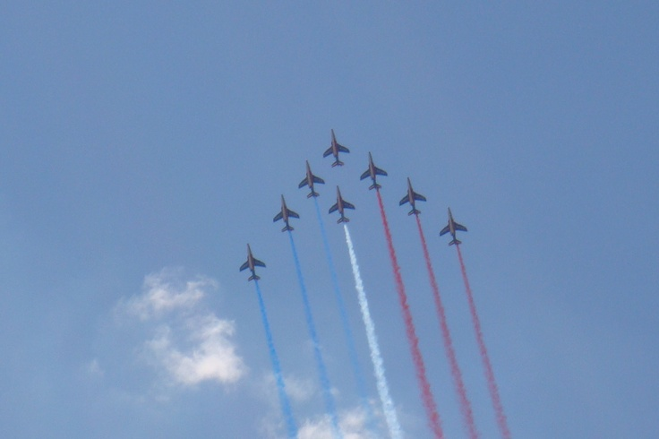 Bourget 2011