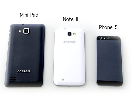 Movil Android 6'' - Mini Pad