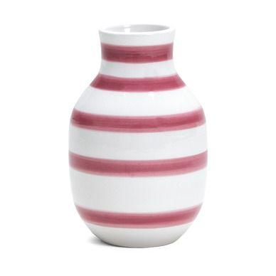 Omaggio vase rosa Kahler 12 cm - 199,-
