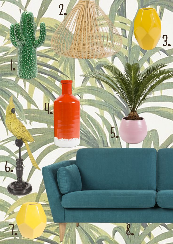Chambre Jungle Ado Deco Jungle Urbaine Chambre Ado