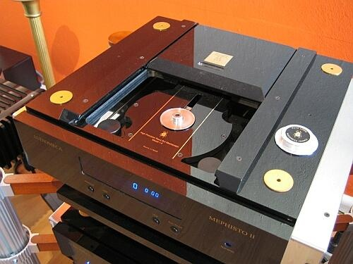 """Audiomeca - Mephisto II, High End CD Player"" !... http://about.me/Samissomar"