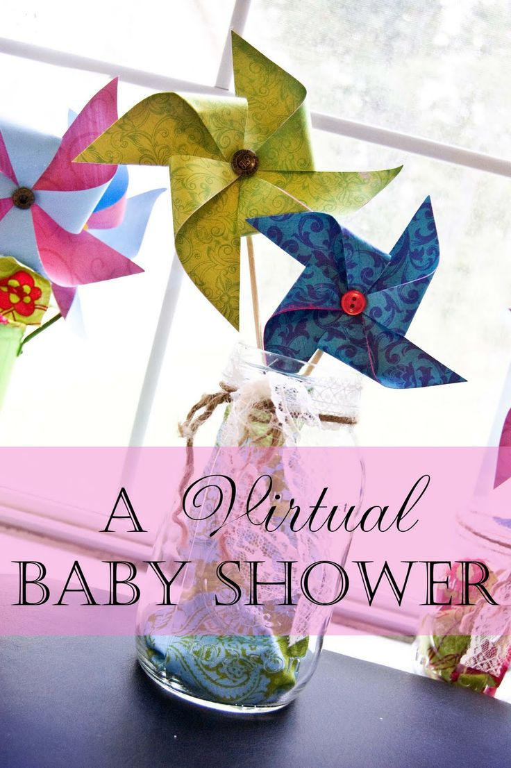 The Nature of Grace: How to Throw a Virtual Baby Shower (also possibly known as an Online Baby Shower or Web Baby Shower)...