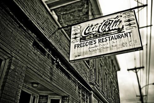 Freddie's Restaurant, Danville, Ky.