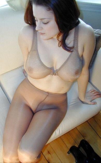 Teen In Pantyhose Virgin Fucked 110