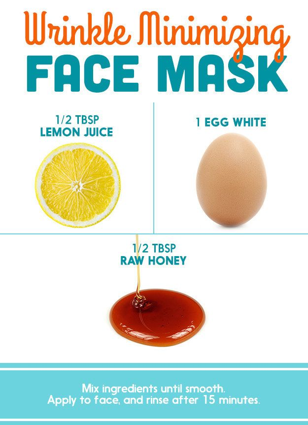 Egg White + Lemon Juice + Honey | Here's What Dermatologists Said About Those DIY Pinterest Face Masks