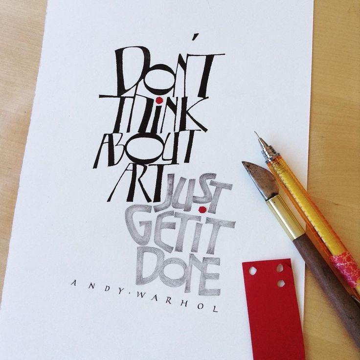 Doodle hand lettering                                                       …