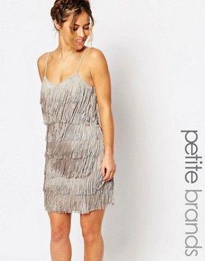 Платье с бахромой MayaPetite