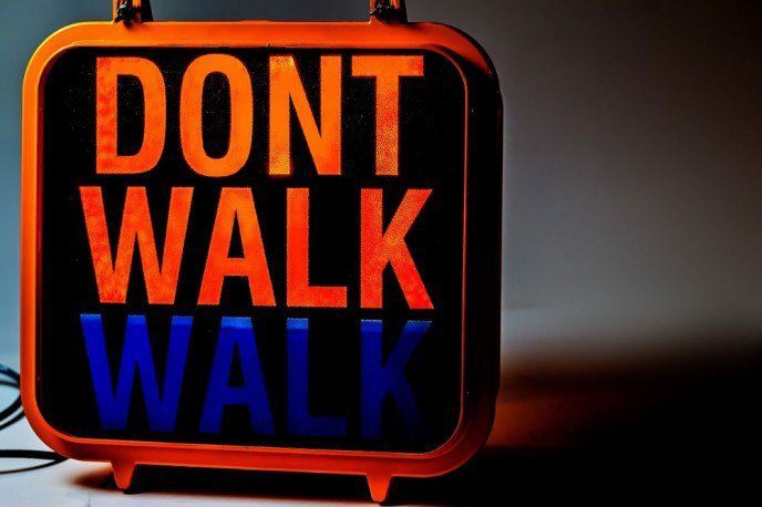 Don't Walk Walk Lamp Signs - Original Vintage Lamp Lights. Salvaged and upcycled from the pavements of the greatest city in the world, New York. Own a great piece of New York History