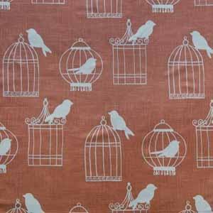 Hertex Fabrics - Couture  Design: The Birdcage Melon