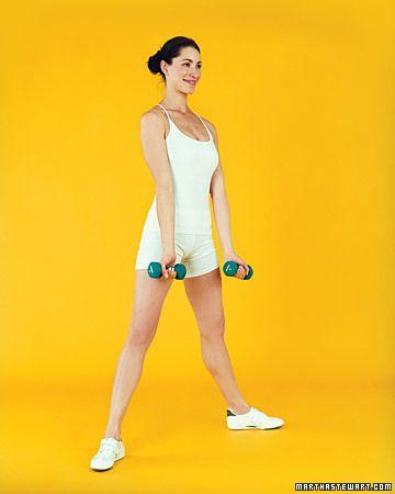 Beginner Weight-Training Routine - Whole Living Wellness