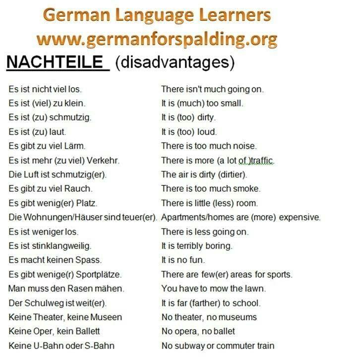 124 besten Sprache Bilder auf Pinterest | Arbeitsblätter, Deutsch ...