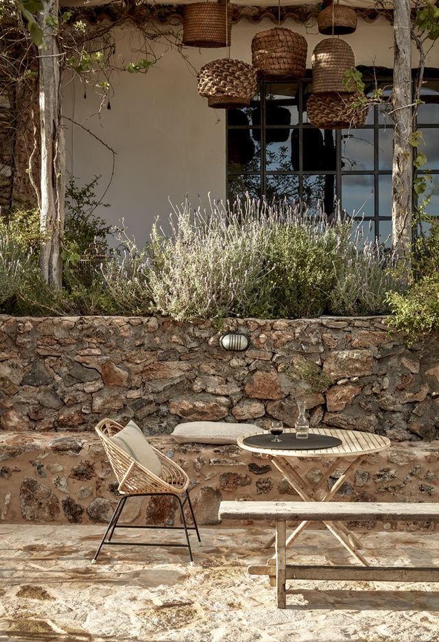La granja: le nouvel hôtel cool et design à Ibiza