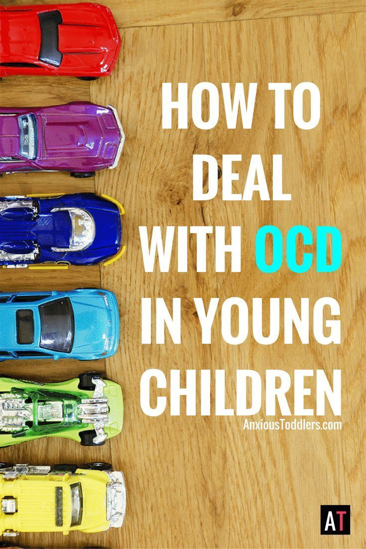 OCD can be overwhelming to both parents and young children. Let me show you how to handle OCD in young children. They are never too early to start fighting back.