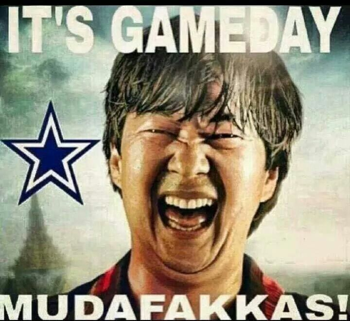 IT'S GAMEDAY...!!!
