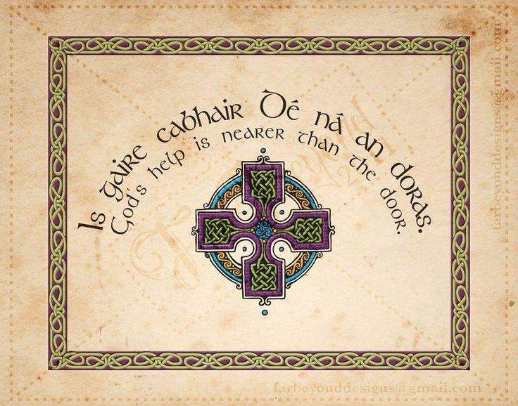 Irish Proverbs | Irish Proverb | Something's for Susan