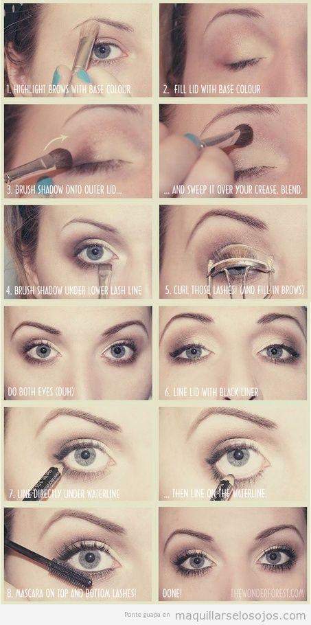 ms de ideas increbles sobre ojos cados en pinterest prpados cados maquillaje para prpados cados y rostros maduros