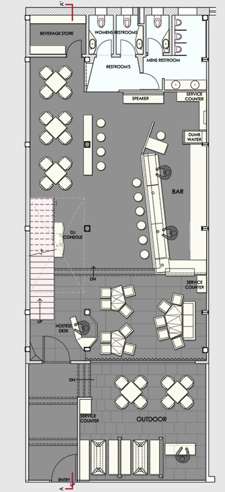 21 best cafe floor plan images on pinterest restaurant design auriga restaurant ground floor plan