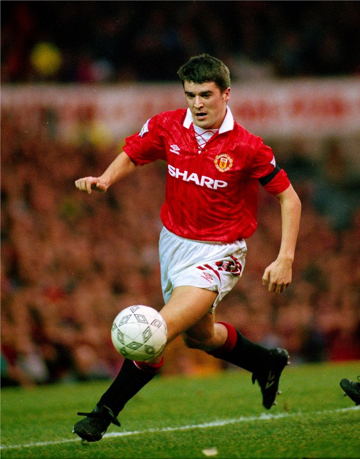 Team of '94: Roy Keane - Official Manchester United ...