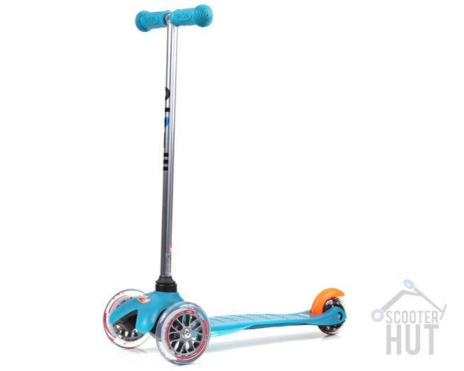 Mini Micro Scooter - Aqua