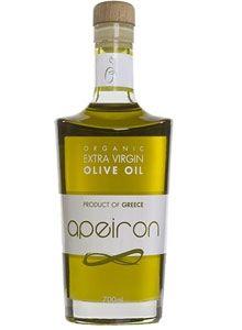 Apeiron brand olive oil