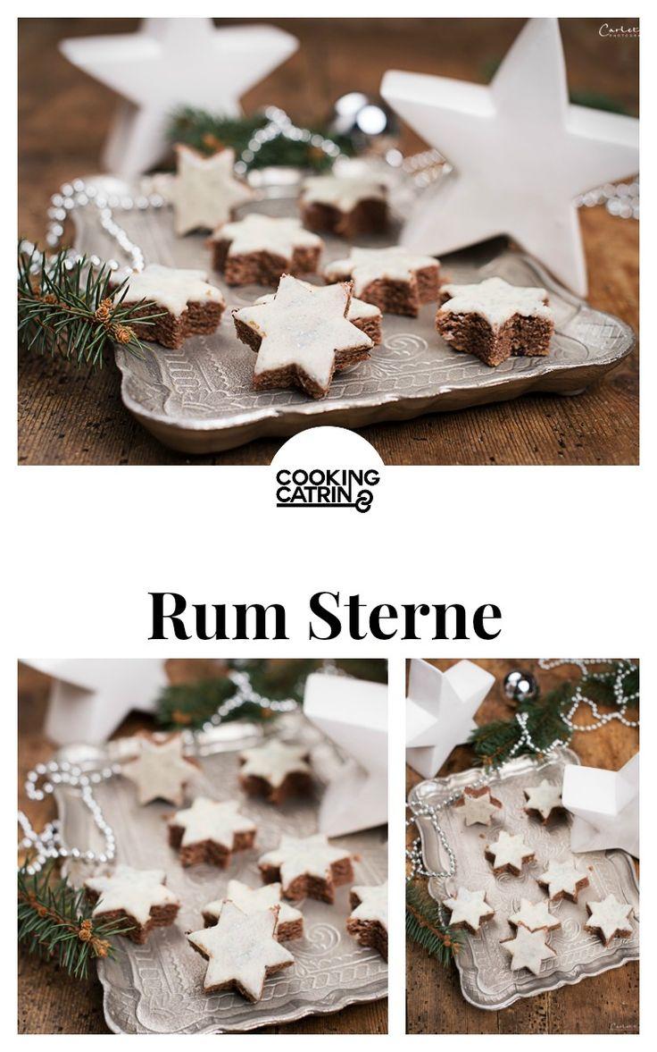 Rum Sterne, Rum Kekse, rum rezept, rum, keksrezept, weihnachten, weihnachts kekse, christmas cookies, rum cookies, rum stars, rum recipe, cookies recipe, christmas ...http://www.cookingcatrin.at/stroh-rum-sterne/