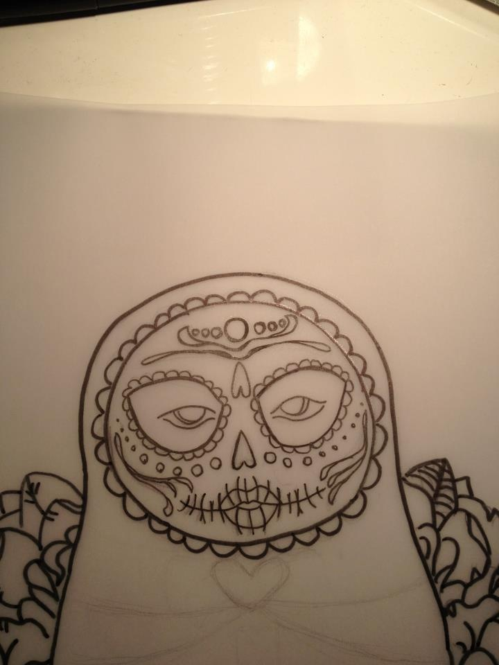 new sketch I'm working on