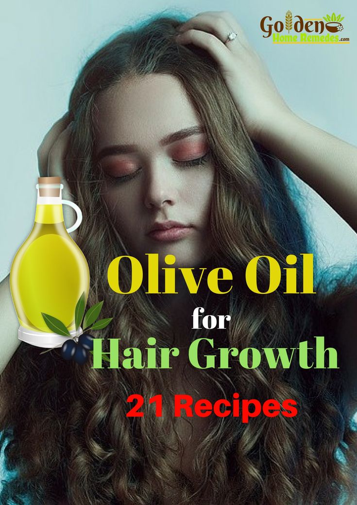 Olive Oil For Hair Growth: How To Use Olive Oil For Hair Growth, Home Remedies for Hair growth